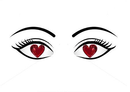 heart eyes2