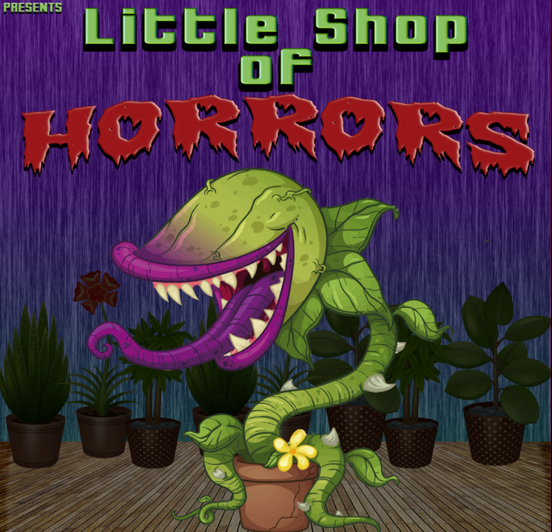 Little Shop Of Horrors The Nutz N Boltz Theater Company